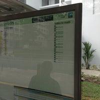 Photo taken at Bus Stop 11459 by Pooh Momo on 7/29/2013