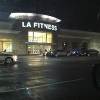 Photo taken at LA Fitness by Ronda A. on 2/6/2013