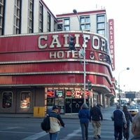 Photo taken at The California Hotel & Casino by Ede H. on 1/19/2013