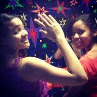 Photo taken at Starlite Skating Center by Rebecca R. on 2/9/2013