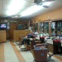 Photo taken at Clifton Barber Shop by Ray F. on 11/22/2013