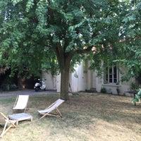 Photo taken at Saint-Maur-des-Fossés by Bruno J. on 7/18/2015