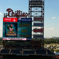 Photo taken at Citizens Bank Park by Dawn W. on 6/1/2013