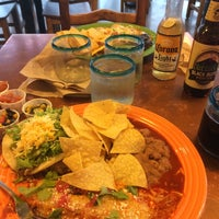Photo taken at Dos Coyotes Border Cafe by Sabrina Michele T. on 12/18/2014