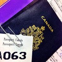 Photo taken at Passport Canada by glenn on 10/7/2014