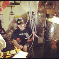 Photo taken at 7venth Sun Brewery by Swamp Head on 12/6/2012