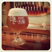 Photo taken at Swamp Head Brewery by Swamp Head on 5/20/2013
