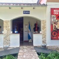 Photo taken at Museo Casa de Ernesto Che Guevara by Agustina G. on 3/27/2016