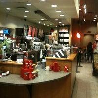 Photo taken at Starbucks by Edward E. on 12/31/2012