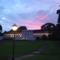 Photo taken at Fort Canning Arts Centre by BellaBelle L. on 12/15/2013