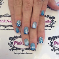 Photo taken at Pink Nails by Pink N. on 5/1/2015