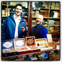 Photo taken at Rich's Cigar Store by Midnight M. on 10/31/2012