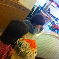 Photo taken at Big Wok Mongolian BBQ by Lisa T. on 3/1/2013