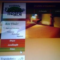 Photo taken at Pousada Floresta Negra by Cliquet D. on 12/17/2013