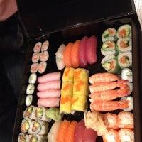 Photo taken at Sushi Shop by Ekaterina D. on 11/24/2012