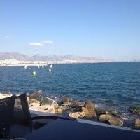 Photo taken at Istioploikos by Spiros P. on 9/22/2012