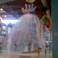 Photo taken at Splashers of the South Seas by Nicole W. on 7/6/2013