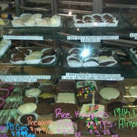 Photo taken at Riverside Chocolate Factory by Kathy R. on 7/20/2013