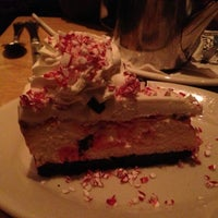 Photo taken at The Cheesecake Factory by Gia♡ K. on 12/2/2012