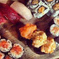 Photo taken at Blue Ribbon Sushi by Karla M. on 8/18/2013