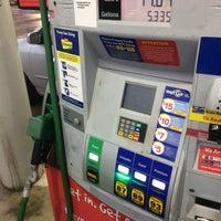 Photo taken at GetGo / WetGo Gas Station by Alex C. on 9/29/2016