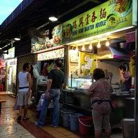 Photo taken at Chomp Chomp Food Centre by David L. on 1/3/2013