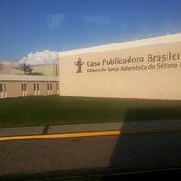 Photo taken at Casa Publicadora Brasileira by Leonardo A. on 3/23/2015