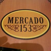 Photo taken at Mercado 153 by William V. on 11/10/2012