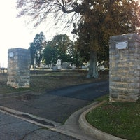 Photo taken at Greenwood Cemetery by Bill T. W. on 3/14/2013