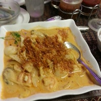 Photo taken at Thai Pepper by Dennis O. on 11/30/2012