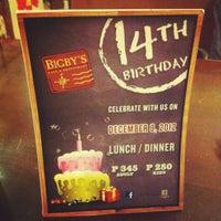 Photo taken at Bigby's Café & Restaurant by Joy D. on 12/8/2012