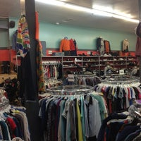 Photo taken at Buffalo Exchange by Holden K. on 1/21/2013