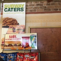 Photo taken at SUBWAY by Holden K. on 10/23/2015