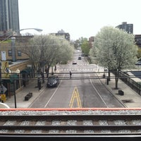 Photo taken at CTA - Thorndale by Bill D. on 5/6/2013