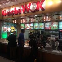 Photo taken at Manchu Wok by Bill D. on 9/7/2016
