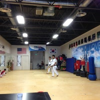 Photo taken at Lee's Taekwondo by Troy P. on 8/17/2013
