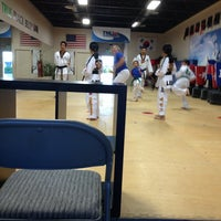Photo taken at Lee's Taekwondo by Troy P. on 10/12/2013