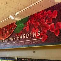 Photo taken at Harmons Grocery by Derek L. on 10/15/2016