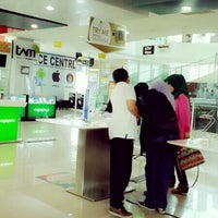 Photo taken at MCC (Mega Cellular Centre) by Hayu H. on 7/12/2014