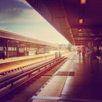 Photo taken at Pleasant Hill/Contra Costa Centre BART Station by Mahmoud Z. on 10/8/2013