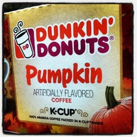 Photo taken at Dunkin Donuts by Stacey L. on 9/18/2012