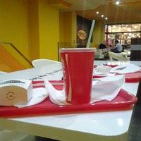 Photo taken at Burgerland by Marek O. on 11/27/2012