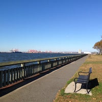 Photo taken at Stephen R. Gregg Bayonne County Park by Upendra S. on 10/18/2013