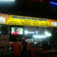 Photo taken at singgah selalu corner, uptown kota damansara by Fαяєιđ F. on 12/15/2012