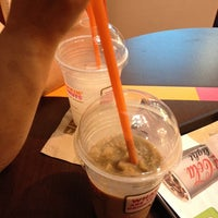 Photo taken at Dunkin' Donuts by Diana J. on 2/4/2014