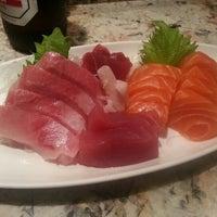 Photo taken at Satsuma Sushi by J M. on 2/3/2013