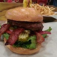 Photo taken at Burger Urge by J M. on 12/29/2012