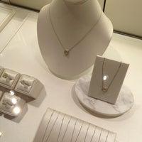 Photo taken at Tiffany & Co. by Matthew T. on 1/10/2013