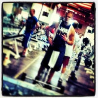 Photo taken at 24 Hour Fitness by Robert B. on 8/28/2013