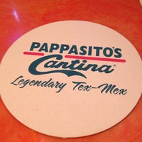 Photo taken at Pappasito's Cantina by John S. on 5/6/2013